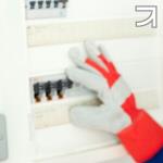 ELECTRICIDAD- PROTECTOR SOBRETENSIONES- CABLE - MECANISMOS- MAGNETOTERMICOS- MINUTERO- DETECTOR PRESENCIA