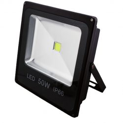 ILUMINACIÓN LED-DOWNLIGHT LED - FOCOS 50W LED EXTERIOR - FLUORESCENTES LED