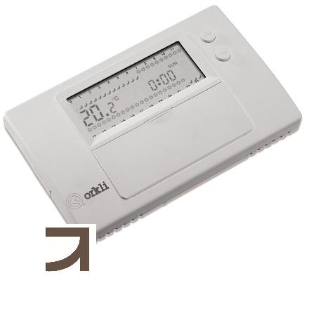 Termostato orkly digital programable cs7 grupo respira for Termostato digital calefaccion programable