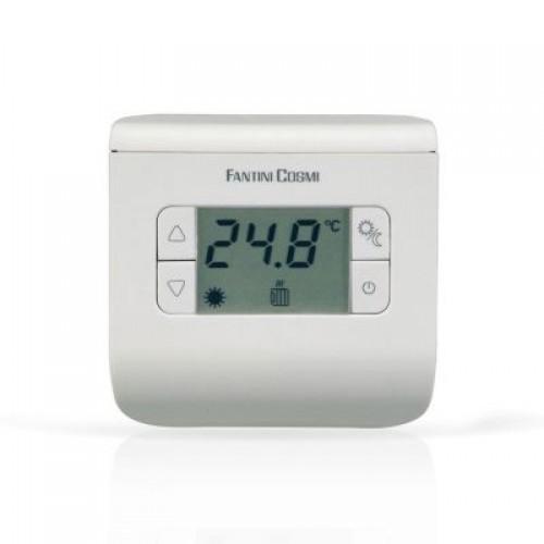 Termostato calefaccion fantini cosmi ch 110 grupo respira for Obi cronotermostato